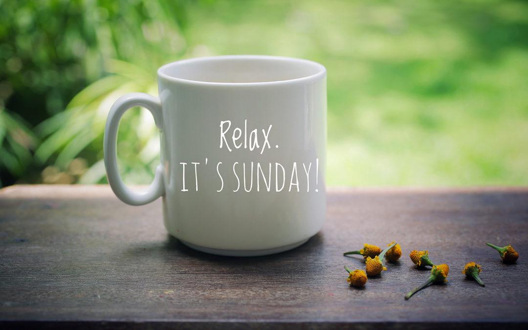 Hello dimanche !